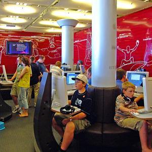 Интернет-кафе Южно-Уральска