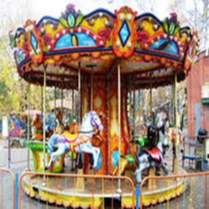 Парки культуры и отдыха Южно-Уральска