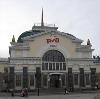 Железнодорожные вокзалы в Южно-Уральске