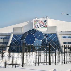 Спортивные комплексы Южно-Уральска