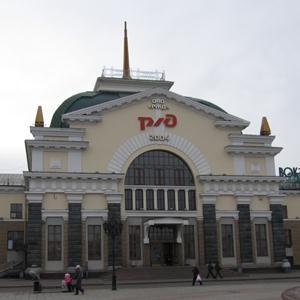 Железнодорожные вокзалы Южно-Уральска